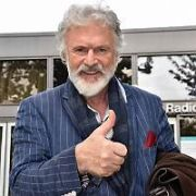 Patrick Bergin was a guest on Ray Darcy Radio Show, RTE, Dublin, Ireland - 07.05.19. Pictures: Cathal Burke / VIPIRELAND.COM **IRISH RIGHTS ONLY**