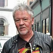 Paul Young poses outside The Olympia Theatre ahead of his sold-out concert there tonight, Dublin, Ireland - 22.05.19. Pictures: VIPIRELAND.COM **IRISH RIGHTS ONLY**