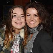 Deirde O'Kane and daughter Holly Bradley attend the opening night of Turn of The Screw at Gaiety Theatre, Dublin, Ireland - 04.06.19. Pictures: VIPIRELAND.COM **IRISH RIGHTS ONLY**