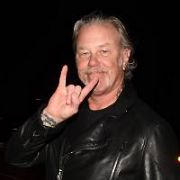 Members of Metallica (James Hetfield, Lars Ulrich, Kirk Hammett) arrive at The Grayson for their Slane Concert After Party, Dublin, Ireland - 08.06.19. Pictures: VIPIRELAND.COM **IRISH RIGHTS ONLY**