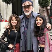 Fleetwood Mac leave The Merrion Hotel to perform at The RDS, Dublin, Ireland - 13.06.19. Pictures: VIPIRELAND.COM **IRISH RIGHTS ONLY**