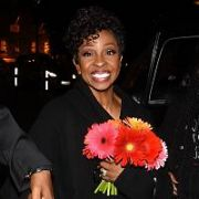 Gladys Knight returns to The Shelbourne Hotel after performing at The Olympia Theatre, Dublin, Ireland - 17.06.19. Pictures: VIPIRELAND.COM **IRISH RIGHTS ONLY**