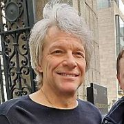 Jon Bon Jovi stops for fans as he goes into Fire Restaurant on Dawson Street, Dublin, Ireland - 17.06.19. Pictures: VIPIRELAND.COM **IRISH RIGHTS ONLY**
