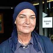Sinead O'Connor & her son Shane Lunny spotted at RTE ahead of tonight's Late Late Show, Dublin, Ireland - 06.09.19. Pictures: VIPIRELAND.COM **IRISH RIGHTS ONLY**