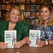 Emer McLysaght & Sarah Breen at an Easons