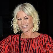 Denise van Outen is a guest on The Ray Darcy Show, RTE, Dublin, Ireland - 14.09.19. Pictures: VIPIRELAND.COM **IRISH RIGHTS ONLY**