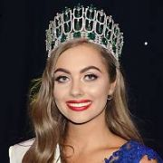 Chelsea Farrell is crowned Miss Ireland 2019 at The Helix, Dublin, Ireland - 14.09.19. Pictures: VIPIRELAND.COM **IRISH RIGHTS ONLY**
