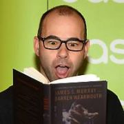 James Murray of Impractical Jokers at his book signing at Easons O'Connell Street, Dublin, Ireland - 20.10.19. Pictures: VIPIRELAND.COM **IRISH RIGHTS ONLY**