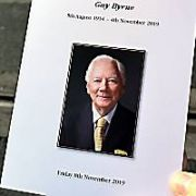 Gay Byrne funeral at St Mary's Pro-Cathedral, Dublin, Ireland - 08.11.19. Pictures: VIPIRELAND.COM **IRISH RIGHTS ONLY**