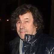 Stephen Rea & Guests at The Ray Darcy Show, RTE, Dublin, Ireland - 09.11.19. Pictures: VIPIRELAND.COM **IRISH RIGHTS ONLY**
