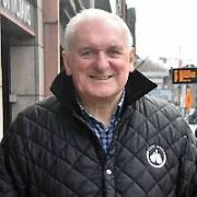 Former Taoiseach Bertie Ahern spotted walking on Merrion Row, Dublin, Ireland - 25.11.19. Pictures: VIPIRELAND.COM **IRISH RIGHTS ONLY**
