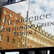 The Stokes Brothers, aka Christian and Simon, have opened the doors of their new private members club on St Stephens Green called 'Residence'. The brothers will be able to keep an eye on their other business concern 'Bang Cafe' as it's on the same block and only a few doors away... Dublin, Ireland - 19.06.08.